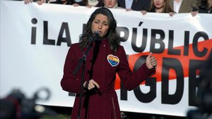 """Inés Arrimadas: """"Molts col·laboradors de TV-3 es dediquen a insultar els constitucionalistes"""""""