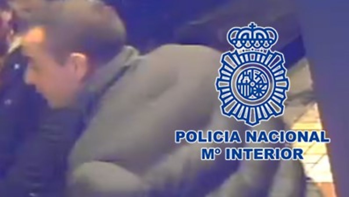 ¿Coneixes aquest individu? La Policia creu que va matar un home a Màlaga