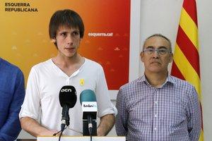 ERC Badalona es desmarca de la proposta de govern de Guanyem al PSC
