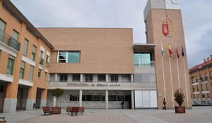 Fotografía del ayuntamiento de Arroyomolinos.