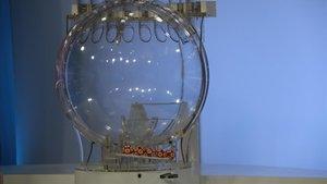 El bombo de lotería de la Grossa de Cap d'Any.