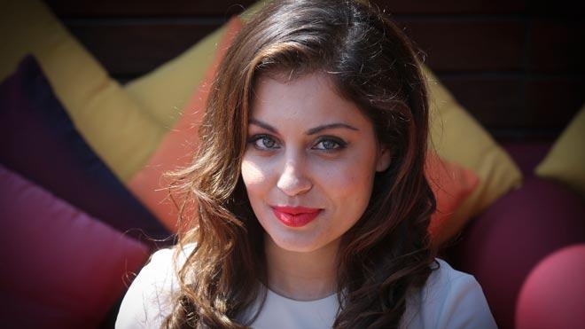 Hiba Abouk se casa en secreto con Achraf Hakimi.
