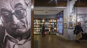 Inauguración del Museu Joan Fuster en Sueca.