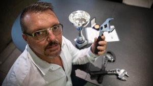 """Sergio Oliver : """"Si lo que necesito no está en el mercado, lo invento"""""""