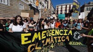 Emergència climàtica: ¿Alerta imprescindible o cortina de fum?