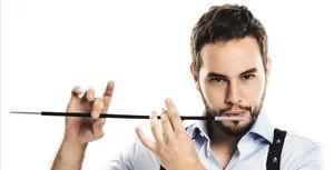 El mago Jorge Blass presenta su espectáculo El arte de la magia