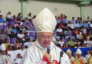 Josef Wesolowski, el exnuncio en la república Dominicana acusado de abusar de menores.