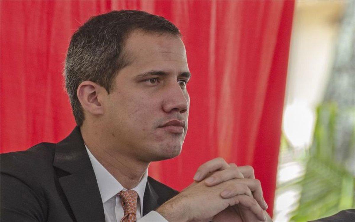Juan Guaidó, el líder opositor venezolano.