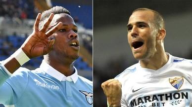Keita Baldé y Sandro, o cuando La Masia va regalando goles