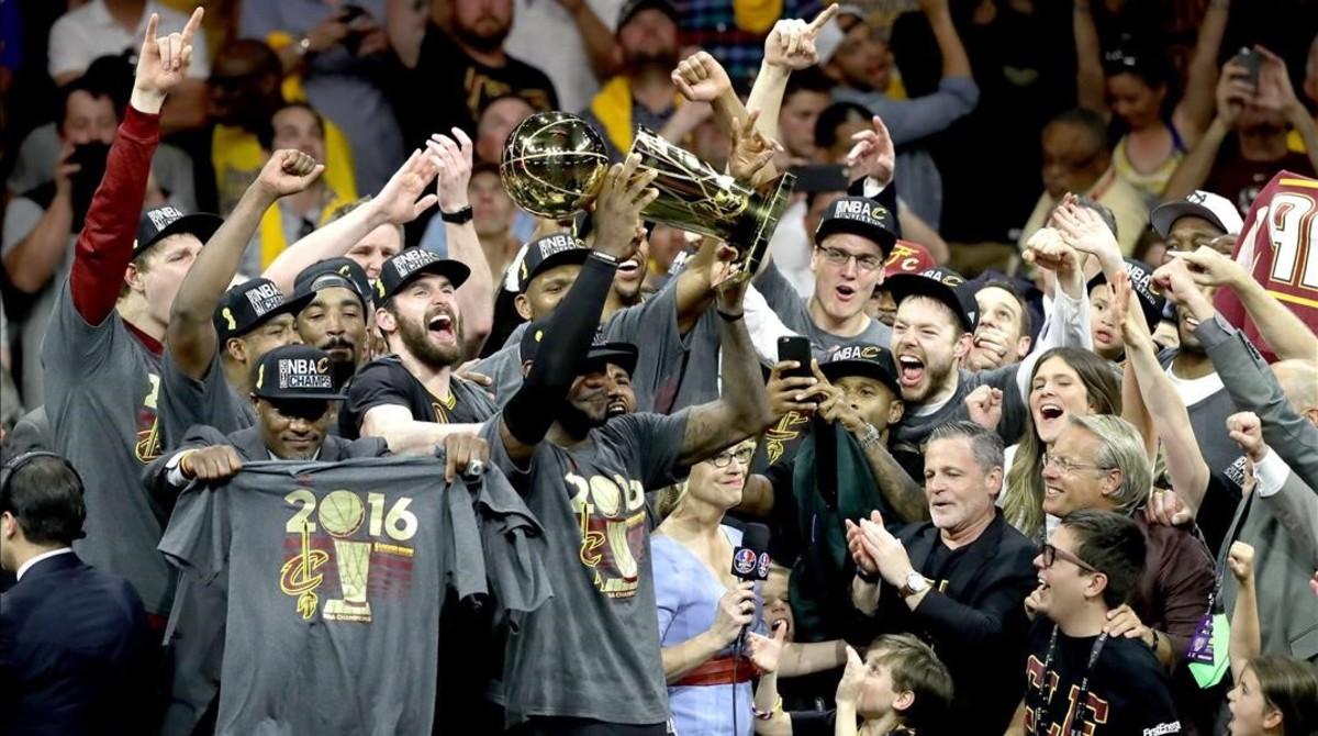 LeBron James en la NBA de esta década