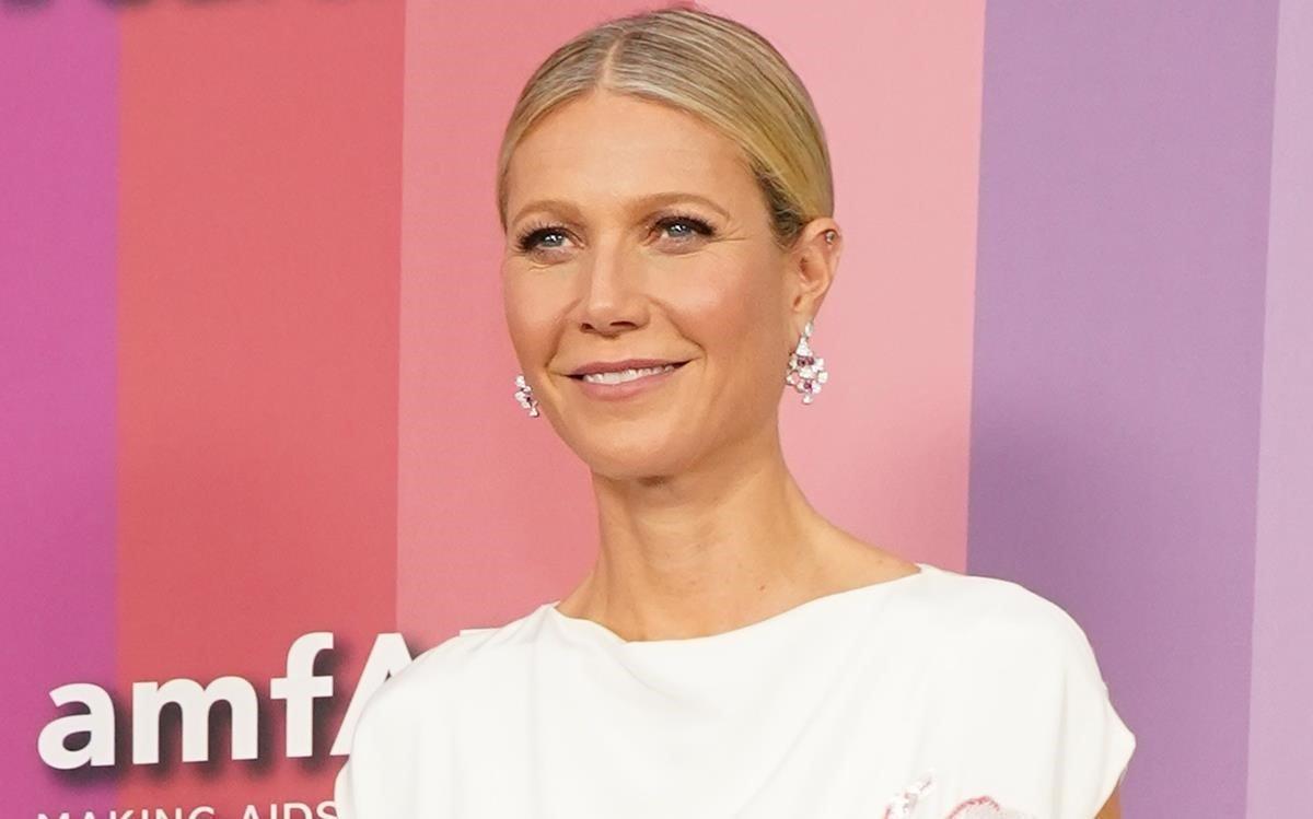 Gwyneth Paltrow, el pasado 10 de octubre en la gala amfAR en Los Ángeles.