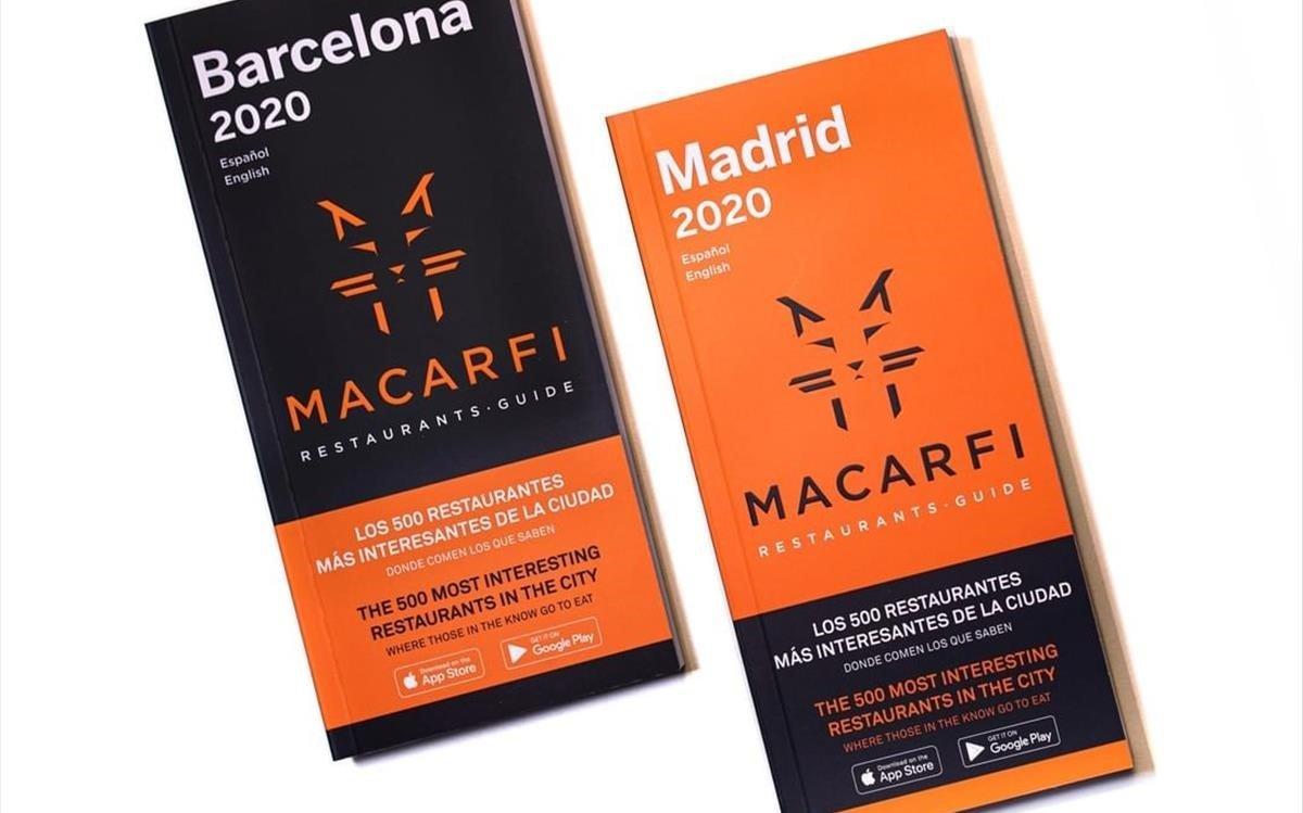 Disfrutar i Diverxo, millors restaurants de Barcelona i Madrid