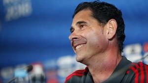 """Hierro: """"Juga De Gea, tinc gran confiança en ell"""""""