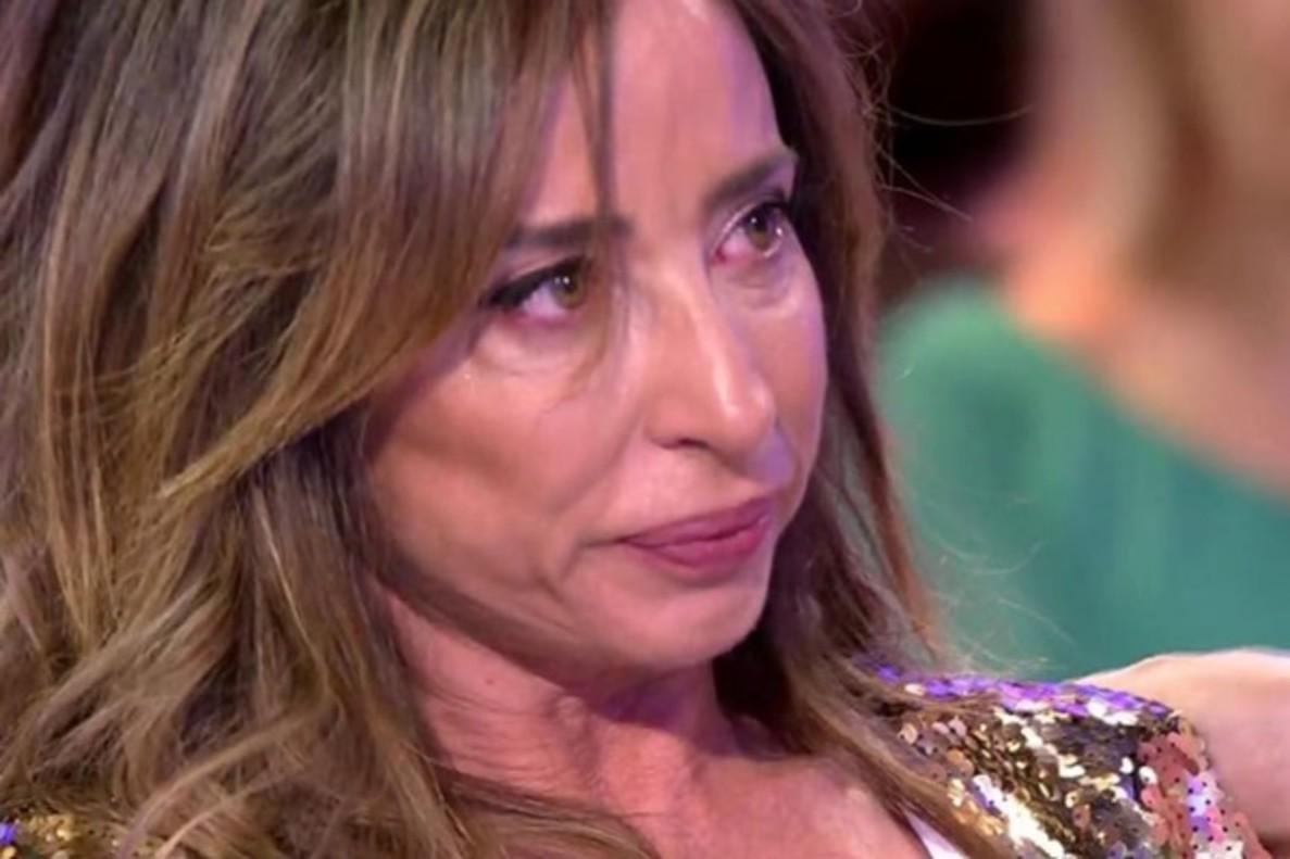"""María Patiño abandona el 'Deluxe' después de que Jorge Javier llame """"brujas"""" a las colaboradoras"""