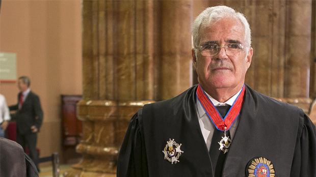 José María Romero de Tejada, fiscal superior de Catalunya