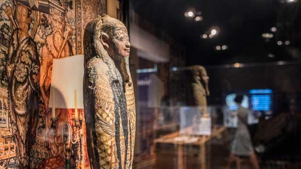 Museo Egipcio: Pasión por el Egipto faraónico