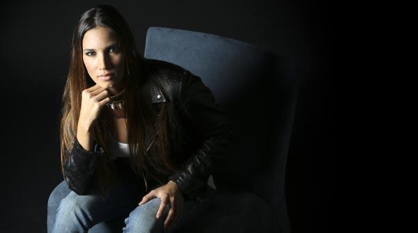 India Martínez canta en wolof (lengua del Senegal) rumano y francés en 'Camino de la buena suerte' .