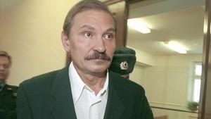 Nikolai Glushkov.