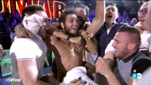 Omar, ganador de 'Supervivientes 2019'.