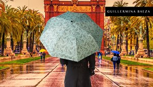 Paraigües plegables Guillermina Baeza