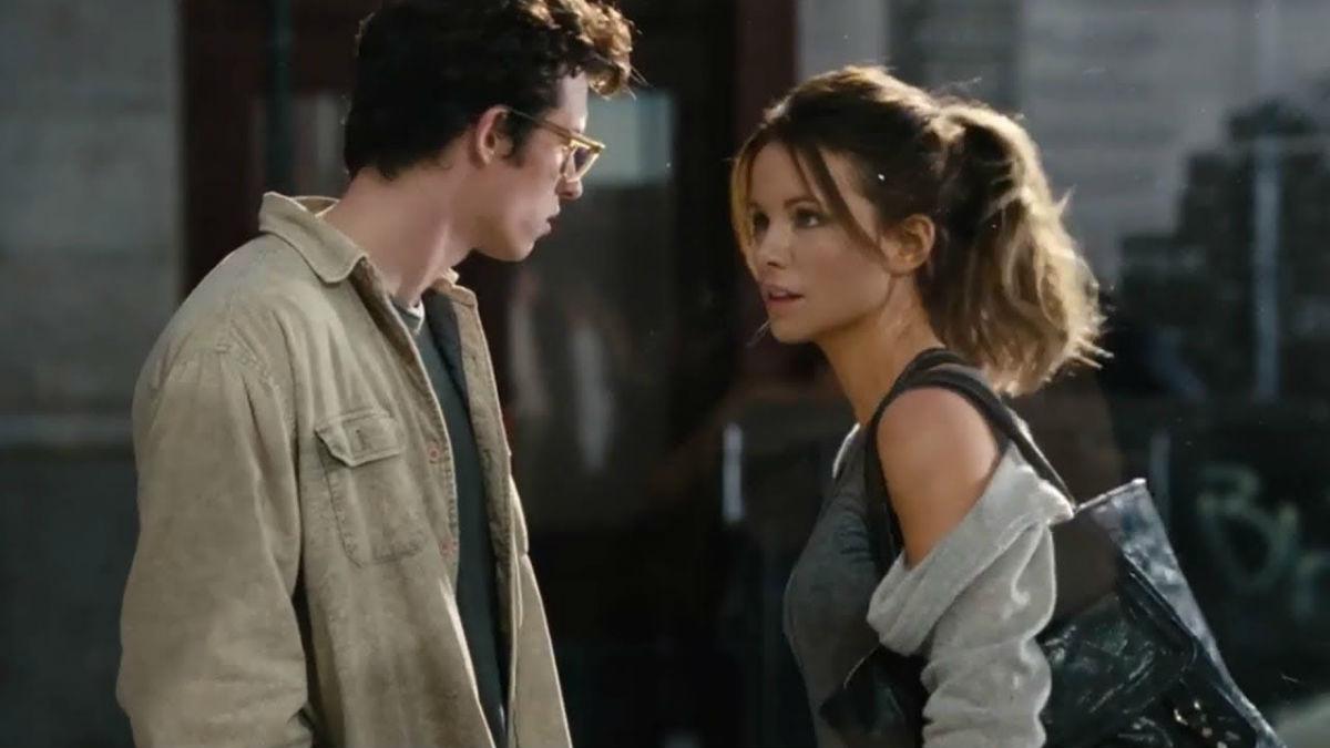 Fotograma de la película Canción de Nueva York.