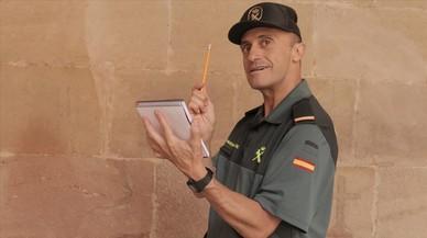 "Pepe Viyuela: ""No nos burlamos de la Guardia Civil, la humanizamos"""