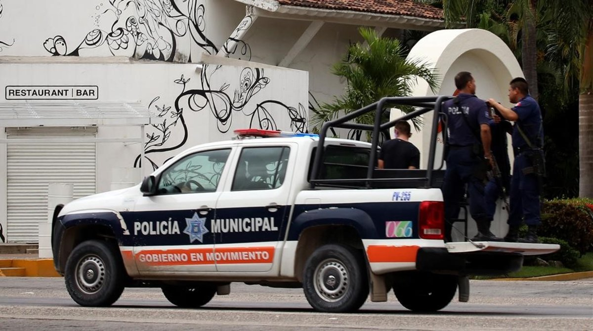 Policía mexicana en una imagen de archivo.