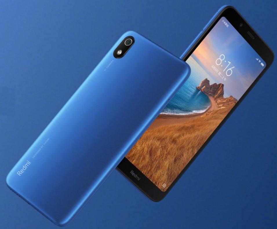 Redmi 7A, de Xiaomi.
