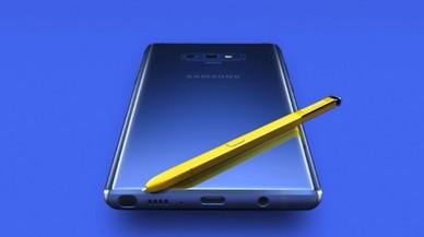 Samsung promociona la venta de su nuevo Note9