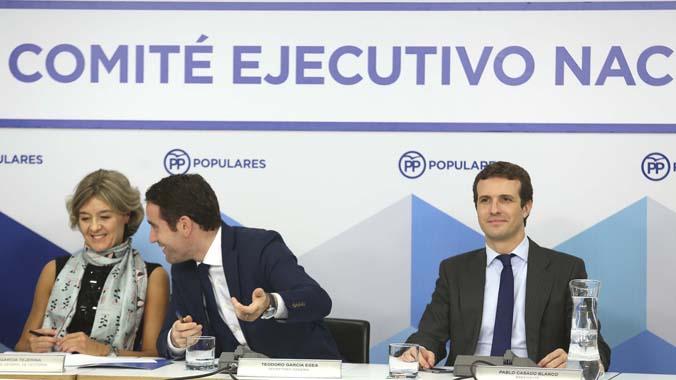 Sánchez llama desleal a Casado por ir a Bruselas a criticar los presupuestos.