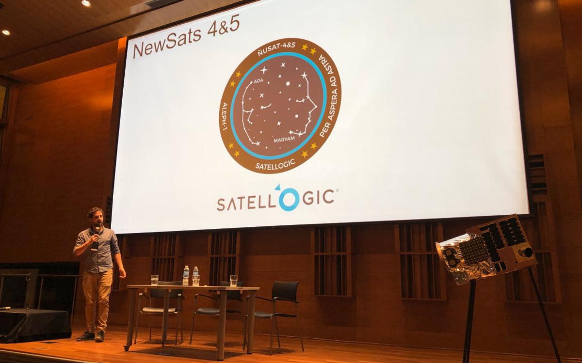 L'empresa argentina de satèl·lits Satellogic obrirà a Barcelona la seva seu europea