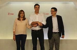 Pedro Sánchez arrasa en las primarias del PSOE y otras noticias que debes saber hoy, en un minuto