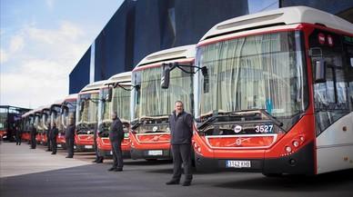TMB prevé una flota sin buses diésel dentro de 8 años