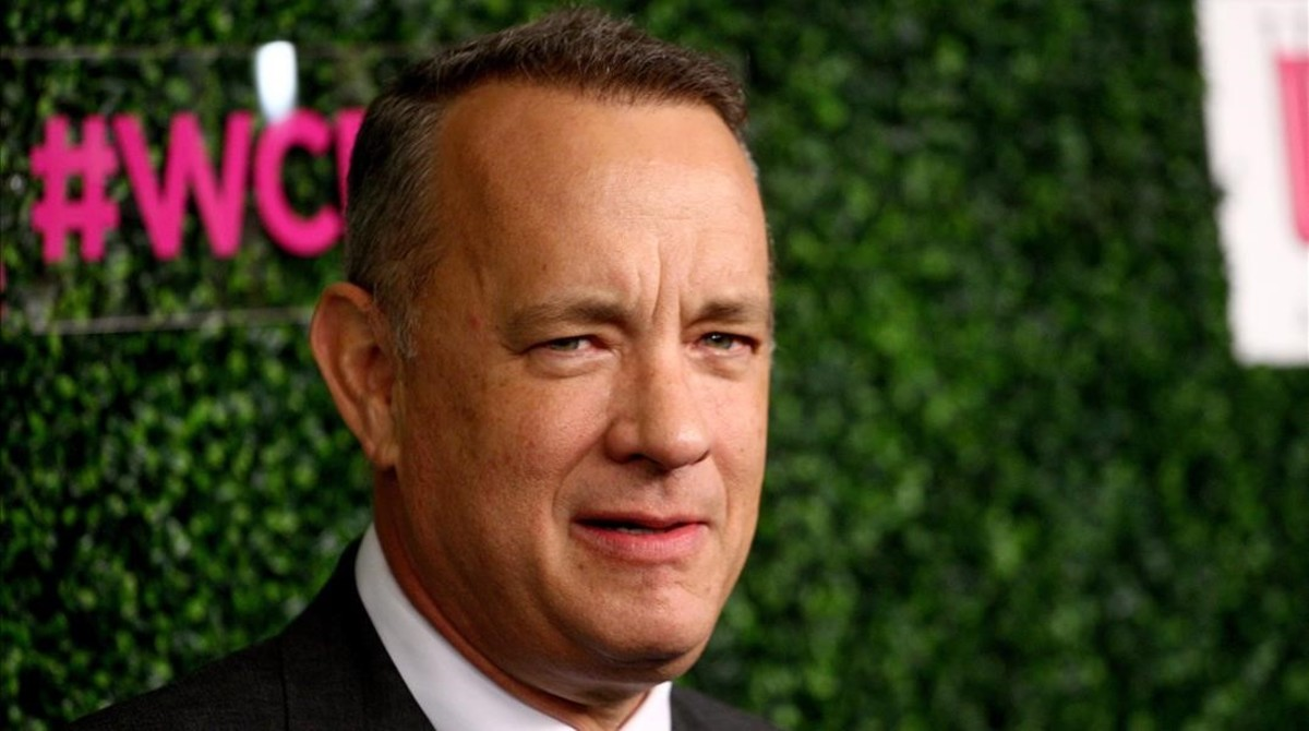El actor Tom Hanks.