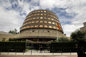 El Tribunal Constitucional, en una foto d'arxiu.
