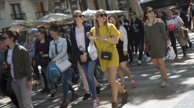 Las reservas para viajar a Catalunya en Semana Santa aumentan el 7%