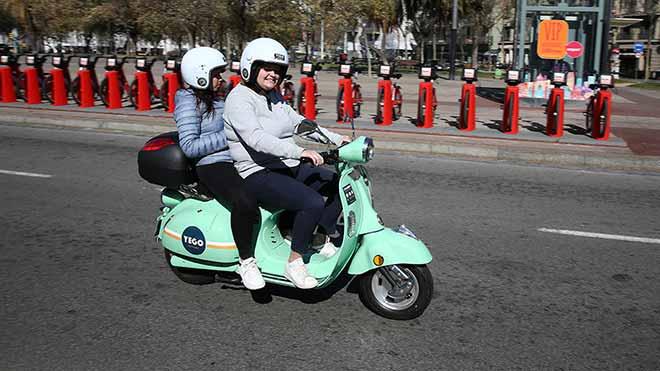 Usuarios de motos compartidas nos cuentan su opinión