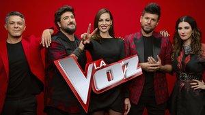 Antena 3 lanza este viernes por sorpresa 'La voz', con importantes novedades en su mecánica
