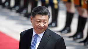 El presidente de China, Xi Jinping, en una imagen de archivo.