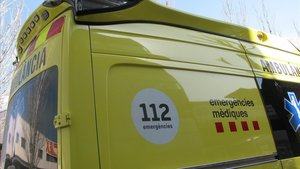 Mor una motorista en un accident de trànsit al barri de Gràcia