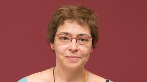 La antropóloga Montserrat Iniesta, directora del Born Centre de Cultura i Memòria.