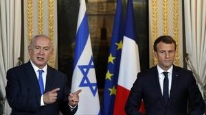 """Netanyahu treu pit i aconsella als palestins que acceptin """"la realitat"""" de Jerusalem"""