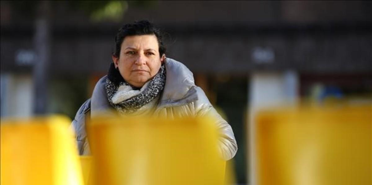 Cristina Bonhomme: «Parió en la patera sin que nadie se percatara»