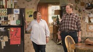 Roseanne Barr y John Goodman, en la ya finiquitada serie de la cadena ABC Roseanne.