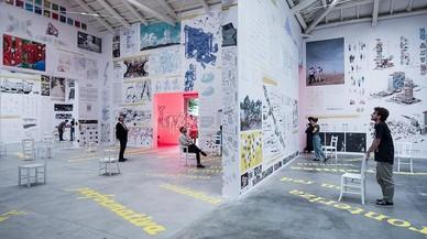España lanza el discurso más radical de la Bienal de Venecia