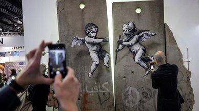 Banksy: ¿ángel o demonio?