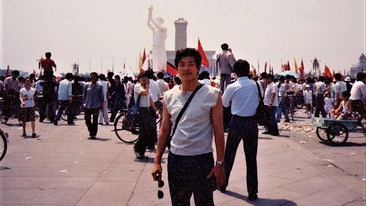 La lluita per la democràcia a la Xina cau en l'oblit 30 anys després de Tiananmen