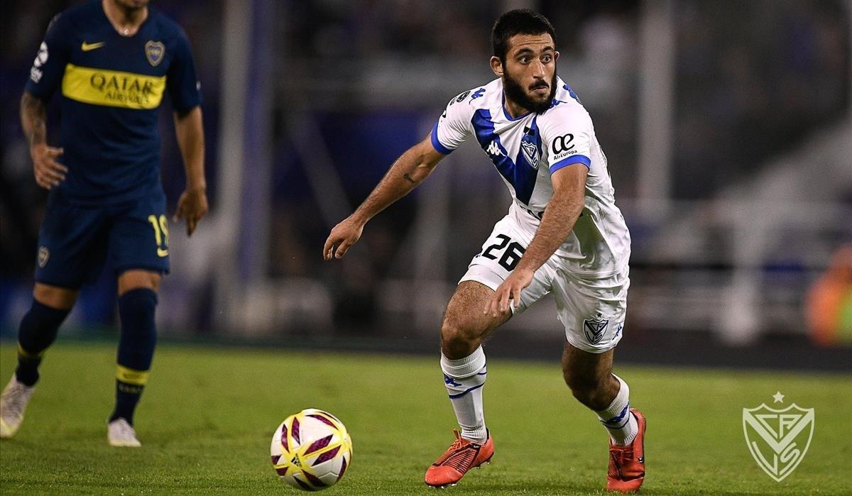Matías Vargas por fin vestirá la camiseta del Espanyol. Puede ser en Luzerna.
