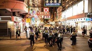 Trump dona suport a la Xina a Hong Kong i li demana una «solució humana» a la crisi