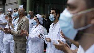 Coronavirus: Aquest dissabte Espanya registra 102 morts, la xifra més baixa en dos mesos